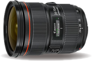 EF24-70mm F2.8L II US