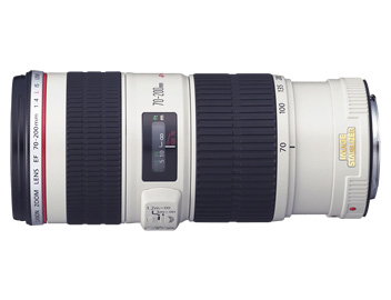EF70-200mm F4L IS USM 製品画像
